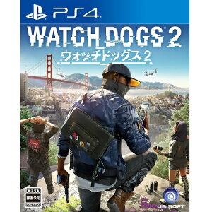 【2016年12月01日発売】★新品★PS4 ウォッチドッグス2 PS4版【初回生産限定特典付…