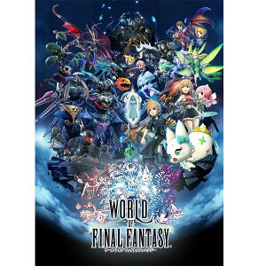 PS Vita ワールド オブ ファイナルファンタジー