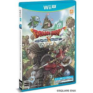 【発売日前日出荷★新品】WiiU ドラゴンクエストX5000年の旅路 遥かなる故郷へ オンライ…