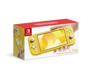 【即納★新品】NSW Nintendo Switch Lite イエロー(本体)