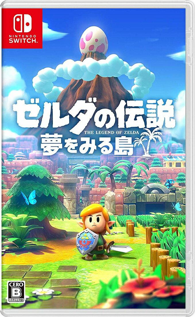 任天堂『ゼルダの伝説 夢をみる島』