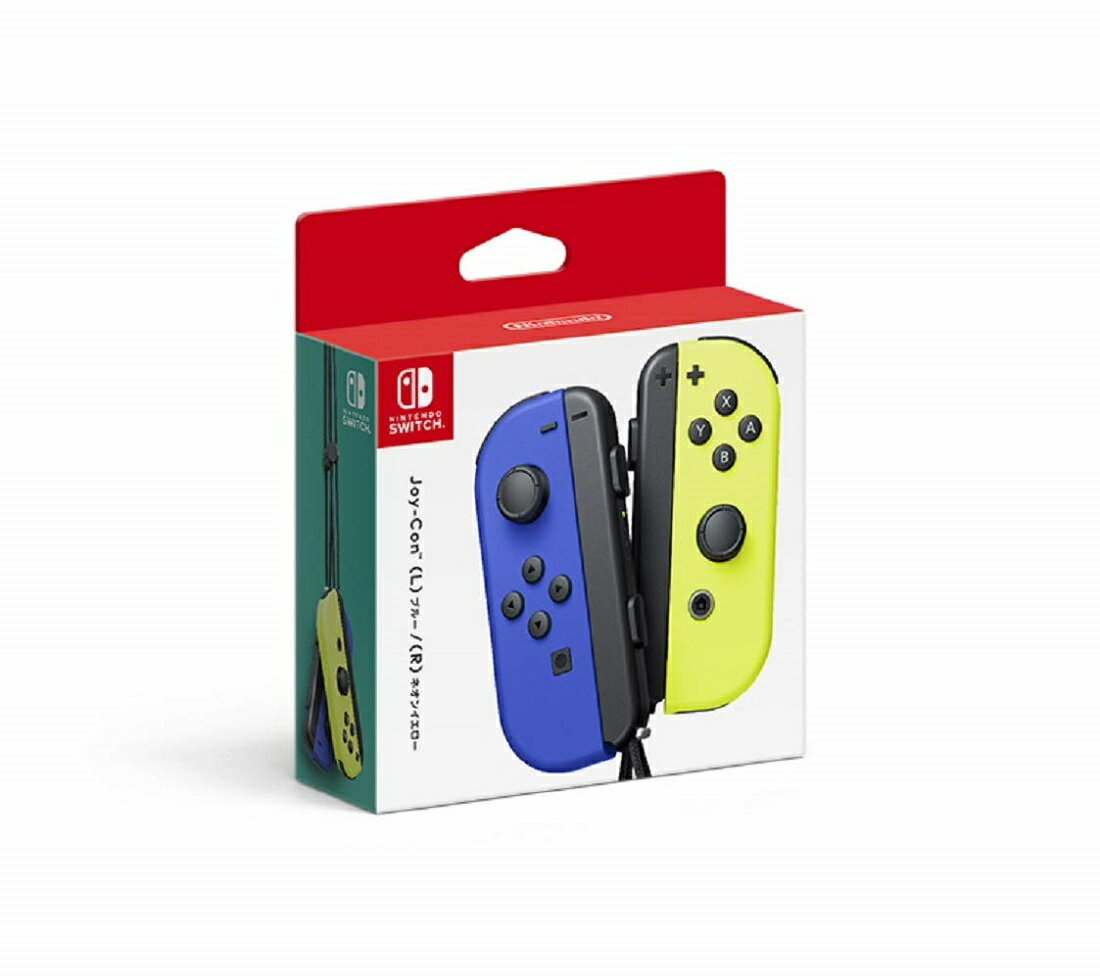 Nintendo Switch, 周辺機器 NSW Joy-Con(L)(R)()