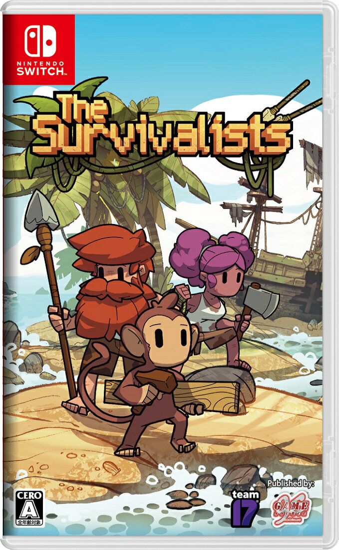 Nintendo Switch, ソフト NSW The Survivalists - -20201029