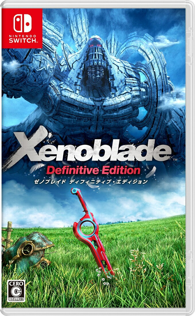 Nintendo Switch, ソフト NSW Xenoblade Definitive Edition( )