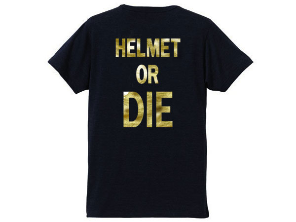 トップス, Tシャツ・カットソー HELMET OR DIE POCKET T-shirt BACK PRINTorT bellbucoshoei