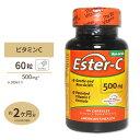 ビタミンC サプリメント エスターC(高吸収) 500mg 60粒(カプセル)サプリメント サプリ ビタミンC カルシウム Ameican Health アメリカンヘルス アメリカ