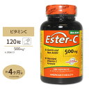 ビタミンC サプリメント エスターCエスターC(高吸収) 500mg 120粒(カプセル)サプリ サプリメント 健康サプリ ビタミン類 ビタミンC配合