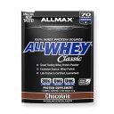 ALLWHEY Classic オールホエイクラシック チョコレート 1回分 43g ALLMAX(オールマックス)プロテイン オールマックス ALLMAX ホエイプロテイン 100%ホエイ お試し 女性 ダイエット タンパク質