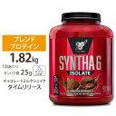 【正規代理店】 ● シンサ-6 アイソレート チョコレート・ミルクシェイク 1.82kg 《約48回分》BSN (ビーエスエヌ)プロテイン ホエイ パウダー ドリンクミックス タンパク質 女性 ダイエット