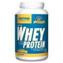 ホエイプロテイン 無味 32 oz (908 g) Jarrow FORMULAS (ジャローフォーミュラズ)タンパク質 トレーニング 合わせやすい アミノ酸 女性 ダイエット
