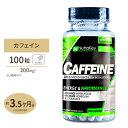 カフェイン 200mg 100粒《約3ヵ月分》 Nutrakeyかふぇいん コーヒー サプリ 高含有