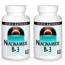 ナイアシンアミド 1500mg 100粒 [2個セット]ダイエット・健康 健康 ビタミン類 ナイアシン配合