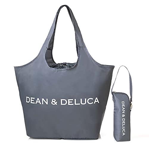 【新品】1週間以内発送 GLOW(グロー) 2021年 8月号 雑誌 特別付録 『DEAN & DELUCA』 買い物バッグ 保冷ボトルホルダー