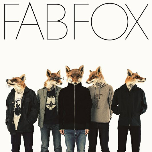 新品☆2016/8/31入荷予定!FAB FOX(生産限定アナログ盤) [Analog] フジファブリック