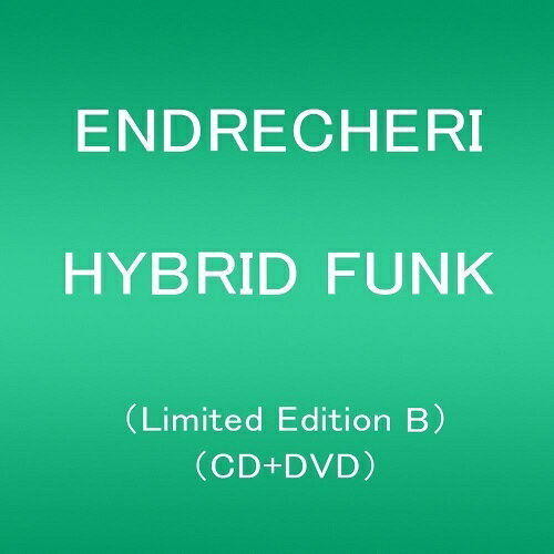 アイドル, アイドル名・あ行 HYBRID FUNKLimited Edition BCDDVD ENDRECHERI