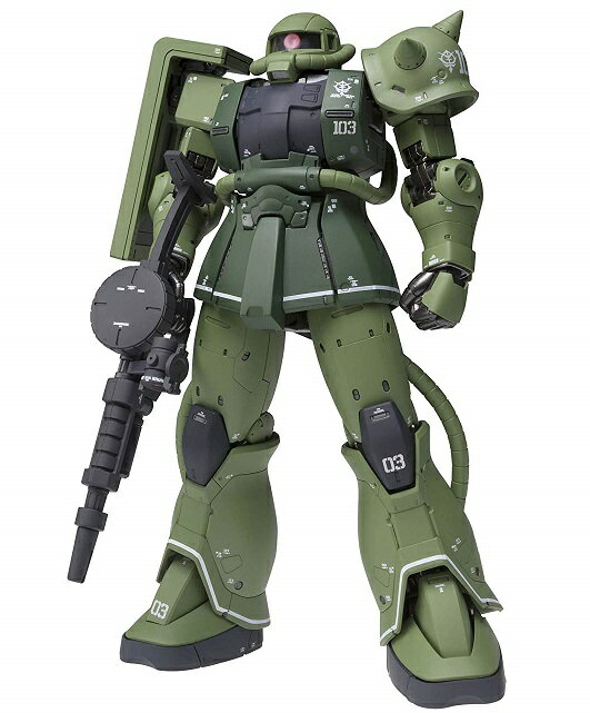 コレクション, フィギュア 2020430GUNDAM FIX FIGURATION METAL COMPOSITE MS-06C II C 180mm ABSPVC