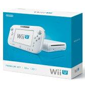 新品☆在庫あり即納! 任天堂 Wii Uプレミアムセット(shiro)白