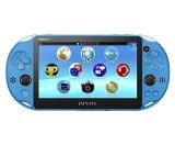 【新品】【即納】難あり(2) PlayStation Vita Wi-Fiモデル アクア・ブルー(PCH-2000ZA23) 本体 ソニー