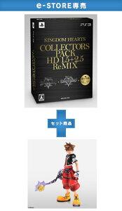 新品☆【e-STORE専売】「キングダム ハーツ コレクターズパック -HD 1.5+2.5 …