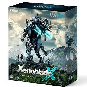 【Amazon.co.jp限定】オリジナルパスケース 付新品☆2015/4/29発売!Wii U ゼノブレイドクロス ...