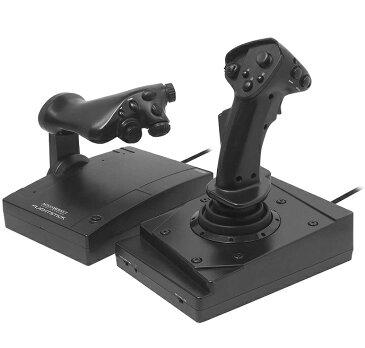 【新品】入荷次第発送『エースコンバット7 スカイズ・アンノウン』対応フライトスティック for PlayStation4 PS4