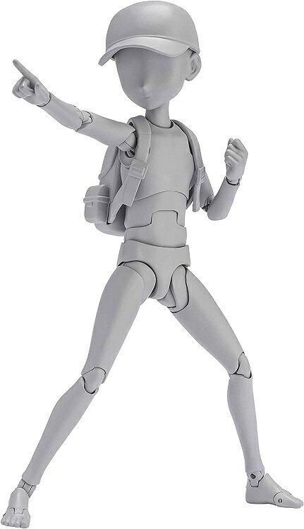 コレクション, フィギュア 202112 S.H. -- Edition DX SET (Gray Color Ver.) 130mm PVCABS