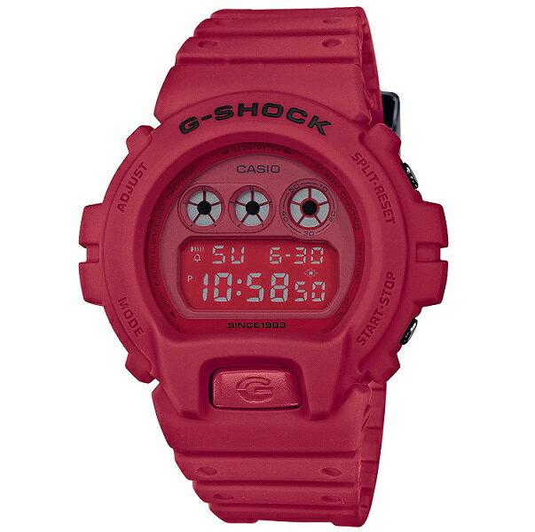 【新品】【即納】[カシオ]CASIO 腕時計 G-SHOCK ジーショック 35th Anniversary RED OUT DW-6935C-4JR メンズ