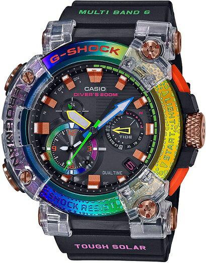 腕時計, メンズ腕時計  Bluetooth FROGMAN GWF-A1000BRT-1AJR