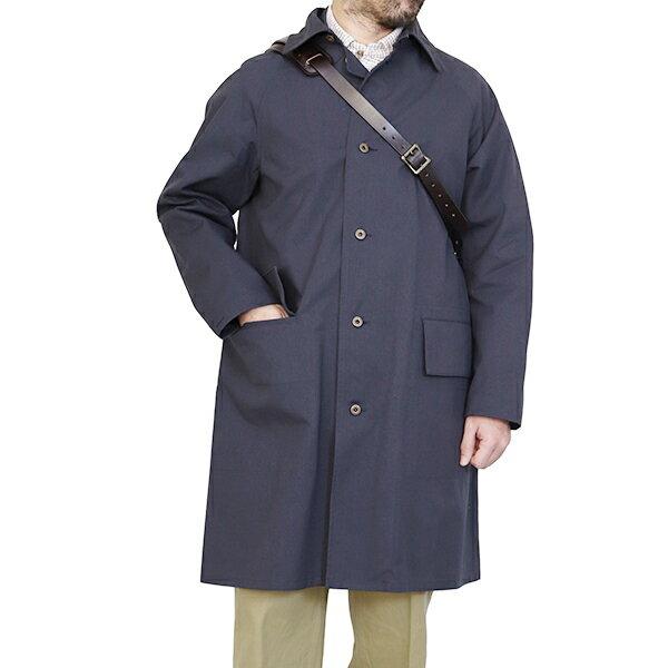 メンズファッション, コート・ジャケット NIGEL CABOURN PACKABLE COAT HALFTEX BLACK MAIN LINE