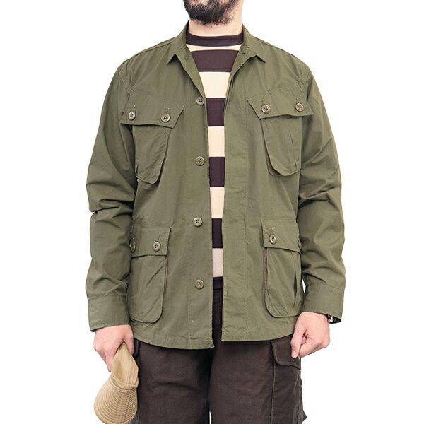 メンズファッション, コート・ジャケット FREEWHEELERS JUNGLE FATIGUES TROPICAL JACKET 1960s CIVILIAN MILITARY STYLE CLOTHING OLIVE