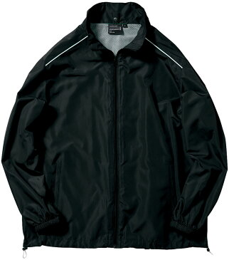 【ラッキーシール対象】BONMAX(ボンマックス)カジュアルウインドウェアハイブリッドジャケット MJ0064MJ0064ブラック