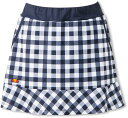 【ラッキーシール対象】Ellesse(エレッセ)テニスゲームシャツ・パンツチームスカートETS2910LNYチェック