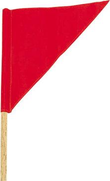 【ラッキーシール対象】KUSAKURA(クザクラ)格闘技グッズその他剣道用 監督旗(赤)JH32