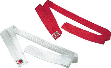 【ラッキーシール対象】KUSAKURA(クザクラ)格闘技グッズその他柔道用 標識紐(赤・白) 中芯入りJH24