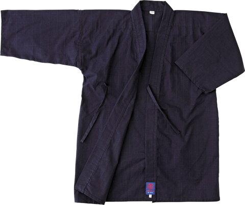 KUSAKURA(クザクラ)格闘技剣道用道着 紺8号 サイズ2号(身長140〜160cm)KO82