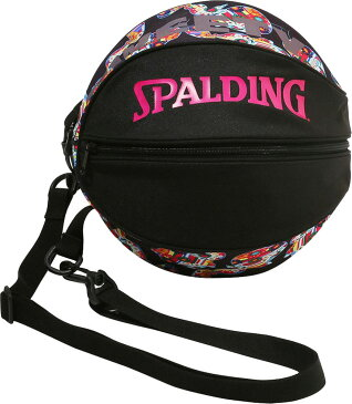 SPALDING(スポルディング)バスケットボールバッグ トゥイーティー フラワー 49−001TF49001TF