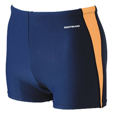 【ラッキーシール対象】FOOTMARK(フットマーク)水泳水球競技水着アクアライントランクス101532オレンジ