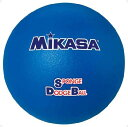 【ラッキーシール対象】 ミカサ(MIKASA)ハンドドッチグッズその他スポンジドッジボールSTD18ブルー