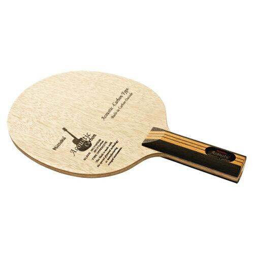 ニッタク(Nittaku)卓球ラケットアコースティックカーボン STNC0384
