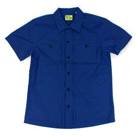 ワークシャツカジュアルシャツトップス半袖メンズファッションFIVEBROTHER(ファイブブラザー)(151702)【送料無料】