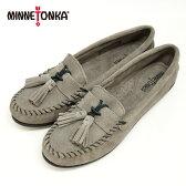 ミネトンカ 正規品 MINNETONKA Limited TASSEL PENNY MOC レディース スウェード タッセル 靴 送料無料