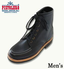 【PISTOLERO(ピストレロ)】Men's6'MocLaceUP[110]メンズ6インチモックレースアップブーツ日本正規代理店送料無料