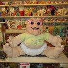 レア!可愛いベイビーのパペット人形です!DINOSAURS★恐竜家族★Baby★ベイビー★パペット★人形★ぬいぐるみ★フィギュア★