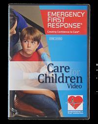【メール便発送OK!!】 PADI EFR 子供の為のケア DVD 70993J