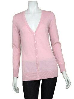 UNO SPLASH [ウノスプ rush, premium organic cotton 100% V neck knit Cardigan