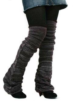 SPLASH FAST [スプラッシュファースト] random pattern * crochet watermark super long LegNet