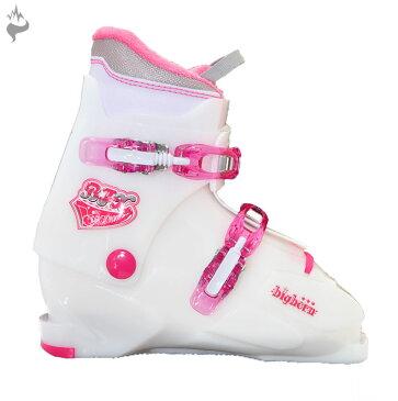 Bighorn(ビッグホーン) BJ-X キッズ/ジュニア用 2バックルスキーブーツ/軽量タイプ シューズ 靴