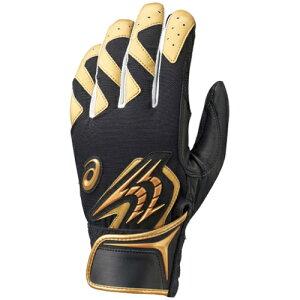 アシックス バッティング用手袋 ゴールドステージ BEG...