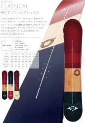 スノーボード3点セット板メンズレディース【送料無料】TWOBONE/CLASSICALビンディングクイックレースブーツセットスノボー初心者中級者キャンバーボード