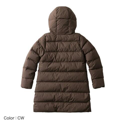 THENORTHFACE/ザ・ノースフェイスウインドストッパーダウンシェルコートジャケットレディースNDW91864ブラウンアウターアウトドア防寒冬